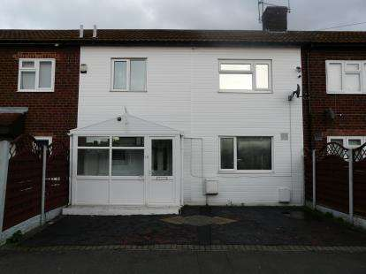 2 Bedrooms Terraced House for sale in Benson Street, Alvaston, Derby, Derbyshire