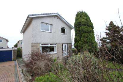 3 Bedrooms Detached House for sale in Larch Court, Blantyre, Glasgow, South Lanarkshire