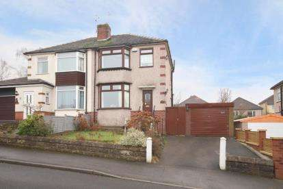 3 Bedrooms Semi Detached House for sale in Allenby Drive, Sheffield, South Yorkshire