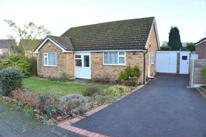 3 Bedrooms Bungalow for sale in Furnivall Crescent, Lichfield, Staffordshire
