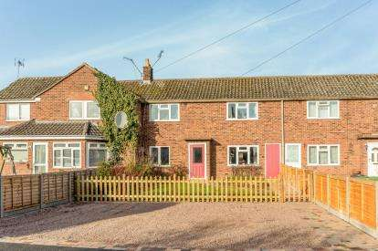 3 Bedrooms Terraced House for sale in Sandy Way, Barford, Warwickshire, .