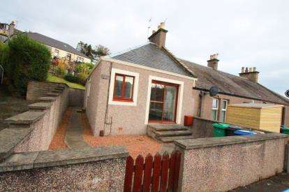 2 Bedrooms End Of Terrace House for sale in Rose Street, Methil