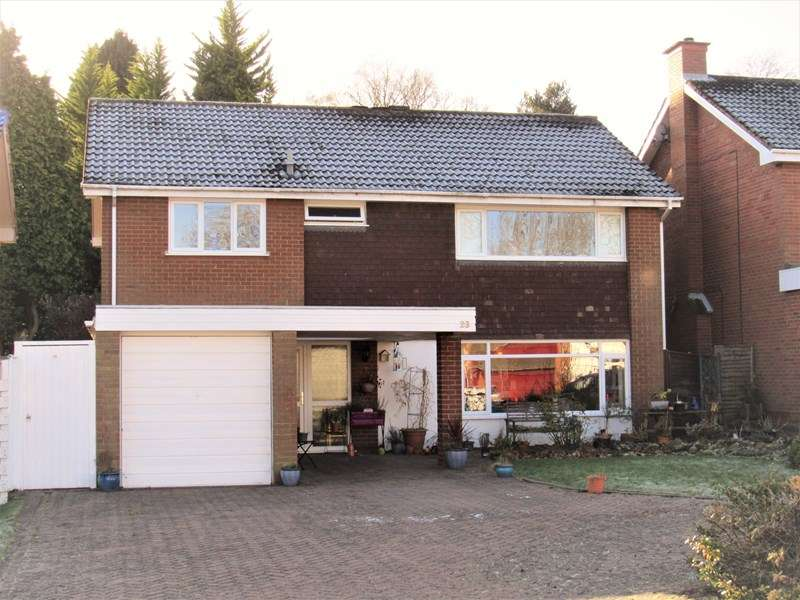 4 Bedrooms Detached House for sale in Rollswood Drive, Solihull