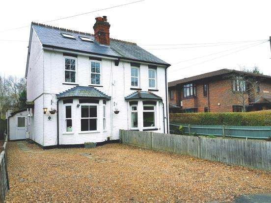 4 Bedrooms Semi Detached House for sale in Woking, Surrey, .