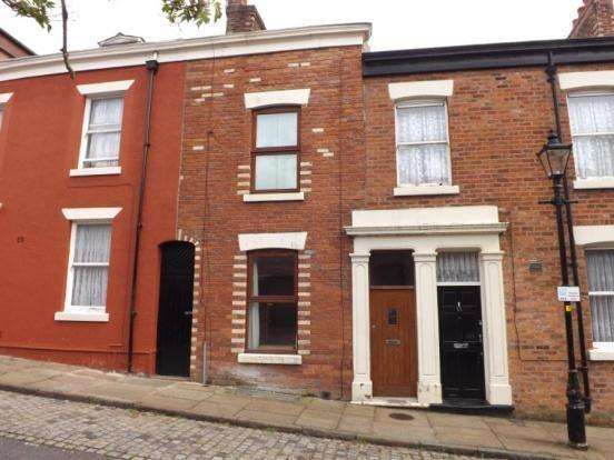 4 Bedrooms Terraced House for sale in Great Avenham Street, Preston, PR1