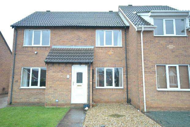 1 Bedroom Terraced House for sale in Cyrano Way, GRIMSBY