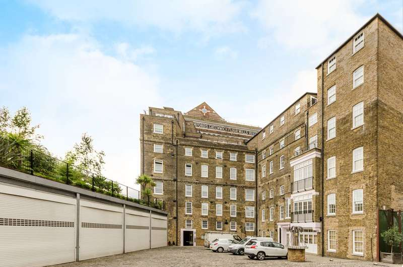 2 Bedrooms Flat for sale in Mumford Mills, Greenwich, SE10