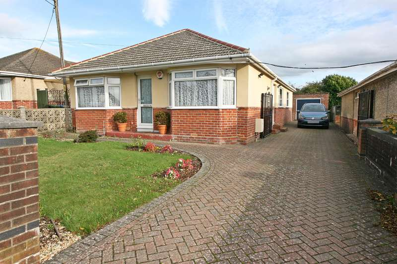 3 Bedrooms Detached Bungalow for sale in The Grove, Sholing, Southampton, SO19 9LX