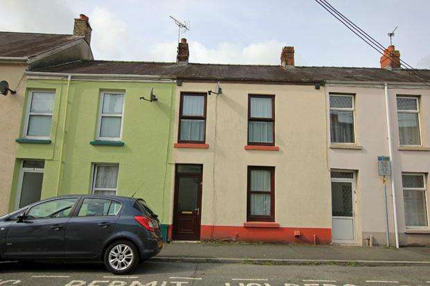 3 Bedrooms Terraced House for sale in St. David's Street, Carmarthen, Carmarthenshire