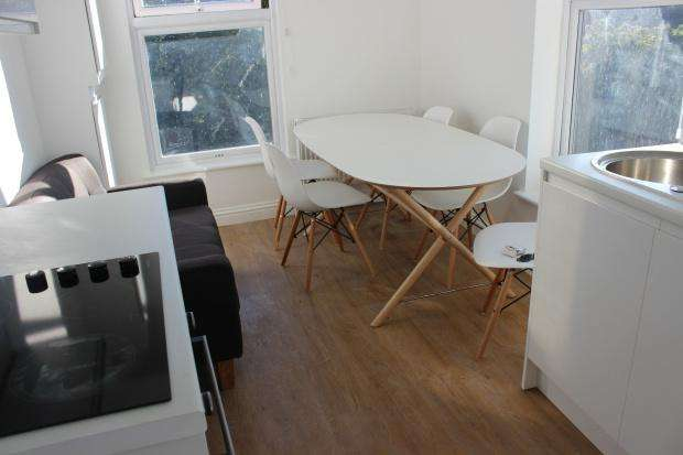 5 Bedrooms Apartment Flat for rent in Holloway Road, London, N7