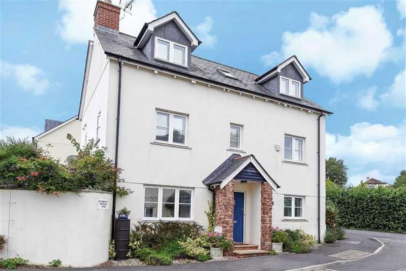 5 Bedrooms Detached House for sale in Green Acre, Halberton, Tiverton, Devon, EX16