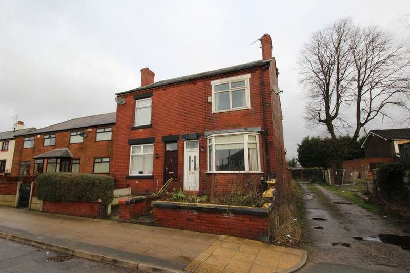 2 Bedrooms Semi Detached House for sale in Manchester Road West, Little Hulton, Manchester, M38