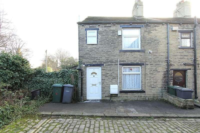 1 Bedroom Cluster House for sale in 5, Walker Street, Vieley Lane, Bradford, Yorkshire, BD4 6DP
