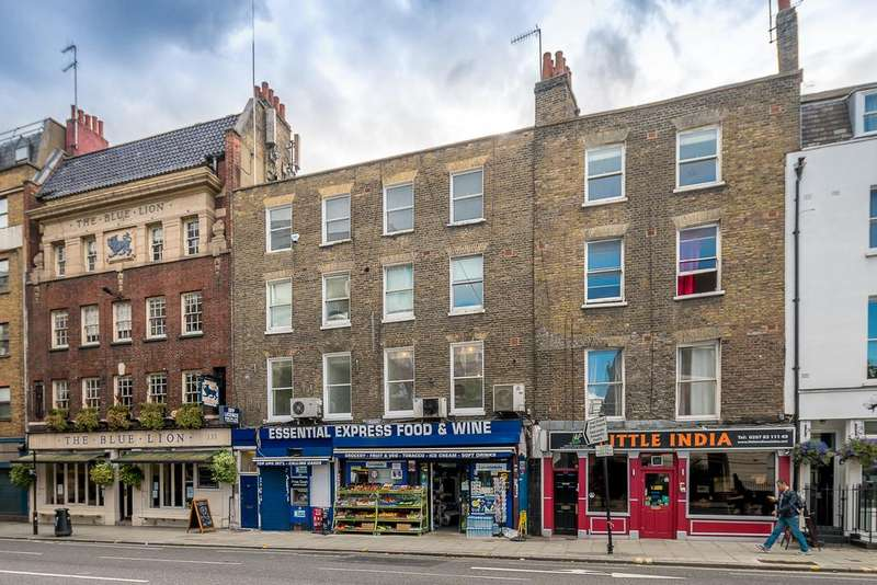 2 Bedrooms Flat for sale in Grays Inn Road, Kings Cross, London