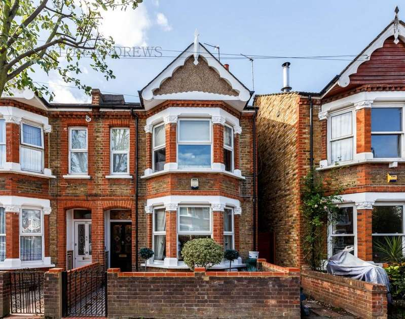 4 Bedrooms House for sale in Seward Road, Hanwell, W7
