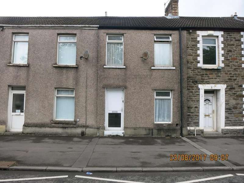 2 Bedrooms Terraced House for sale in 147 Pant Yr Heol, Britton Ferry, Neath. SA11 2HB