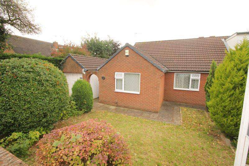 3 Bedrooms Semi Detached Bungalow for sale in Sherwood Close, Ormesby