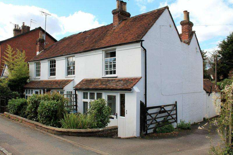 2 Bedrooms End Of Terrace House for sale in High Street, Billingshurst