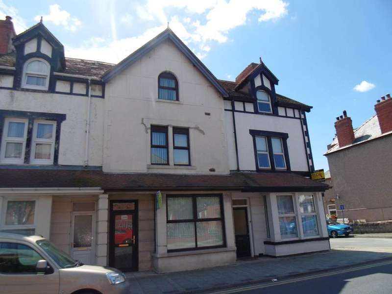 5 Bedrooms Terraced House for sale in 204 Conwy Road, Llandudno Junction, LL31 9BA