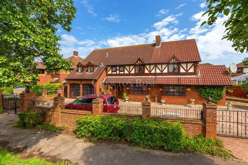 5 Bedrooms Detached House for sale in Willen Park