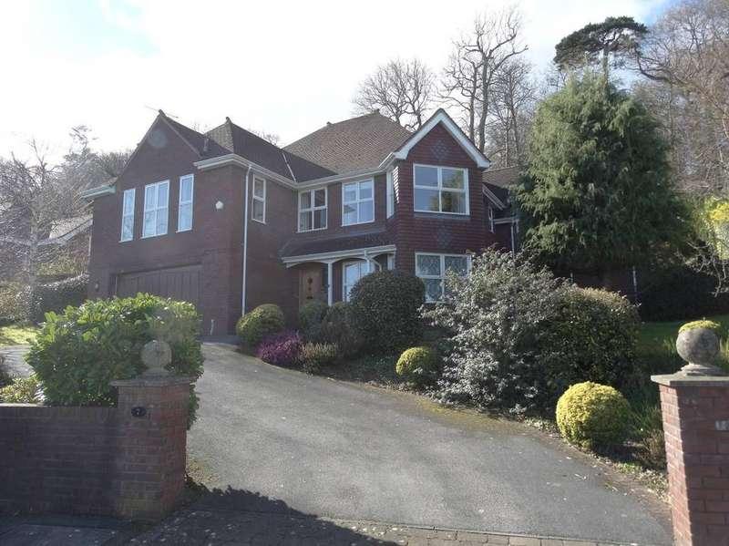 4 Bedrooms Detached House for sale in 7 Kings Oak, Colwyn Bay, LL29 6AJ
