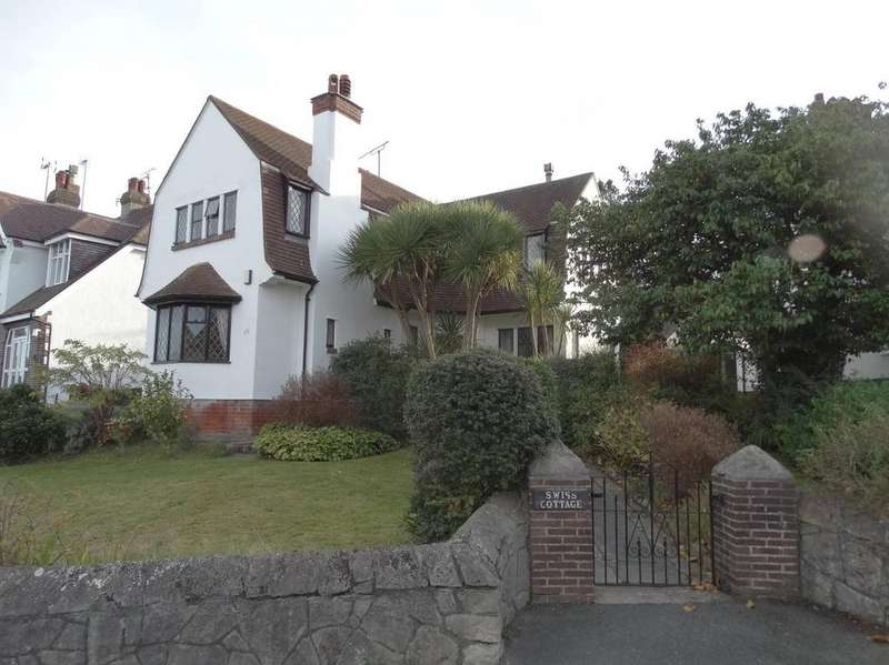 4 Bedrooms Detached House for sale in Swiss Cottage, Old Colwyn, LL29 8AD
