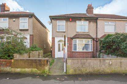 3 Bedrooms End Of Terrace House for sale in Hillside Road, St. George, Bristol