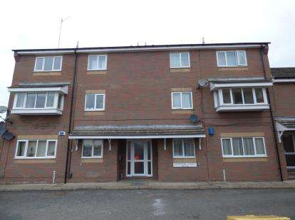 2 Bedrooms Flat for sale in Countess Court, Countess Road, Northampton, Northamptonshire
