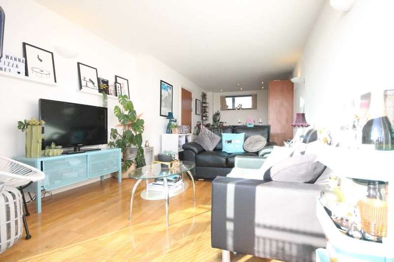 1 Bedroom Apartment Flat for sale in Advent 2-3, 1 Issac Way, Ancoats