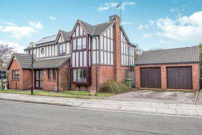5 Bedrooms Detached House for sale in Mayfield Avenue, Formby, Liverpool, Merseyside, L37