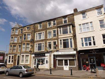 1 Bedroom Flat for sale in 6 and 7, 88 Euston Road, Morecambe, Lancashire, LA4