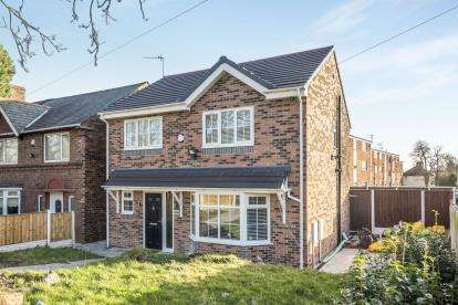 3 Bedrooms Detached House for sale in Edge Lane Drive, Liverpool, England, Merseyside, L13