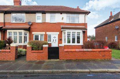 2 Bedrooms End Of Terrace House for sale in Alexandra Road, Lytham St Annes, Lancashire, England, FY8