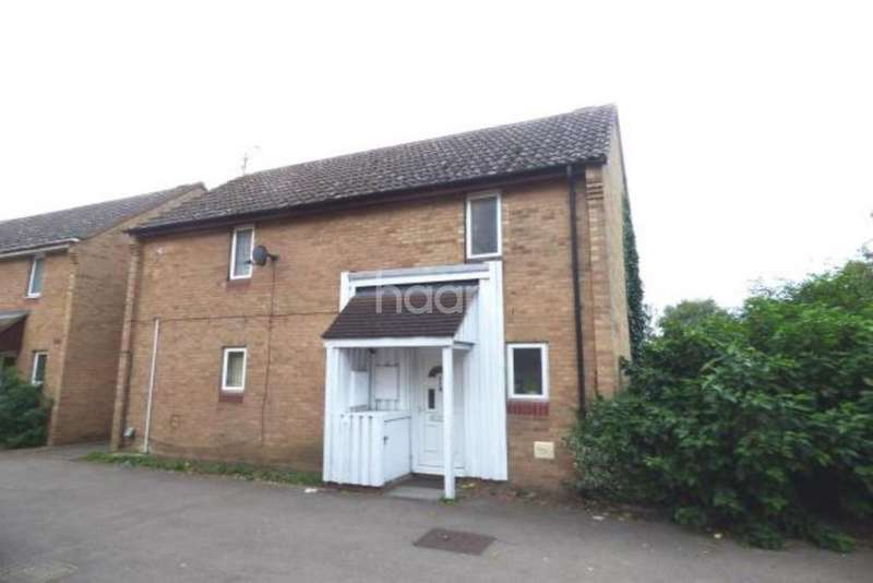 4 Bedrooms Detached House for sale in Hinchcliffe, Peterborough