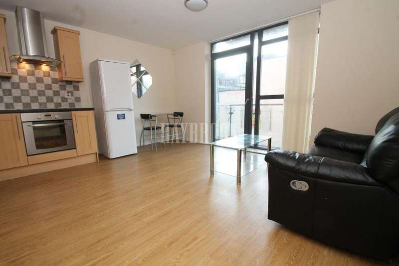 1 Bedroom Flat for sale in Mandale House, Bailey Street, Sheffield, S1