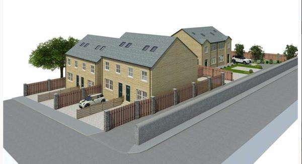 4 Bedrooms Semi Detached House for sale in Plots 1-4 Swanfield Drive, Clarence Street, Colne BB8 0PP