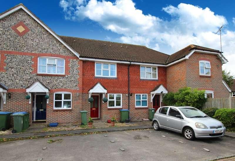 2 Bedrooms Terraced House for sale in Wordsworth Place, Horsham