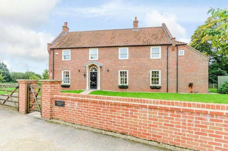 4 Bedrooms Detached House for sale in Smythson Green, Doddington, Lincoln, LN6