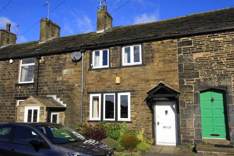 2 Bedrooms Cottage House for sale in 12, Harridge Street, Lowerfold, Rochdale, OL12