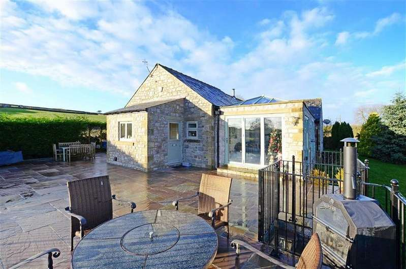 4 Bedrooms Detached House for sale in The Retreat, Coplow Dale, Little Hucklow, Buxton, Derbyshire, SK17