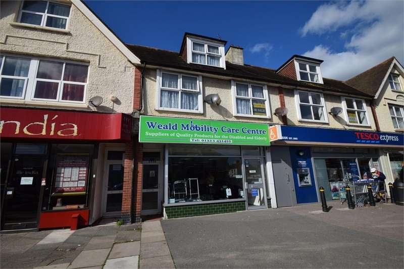 3 Bedrooms Maisonette Flat for sale in Seaside, Eastbourne, East Sussex