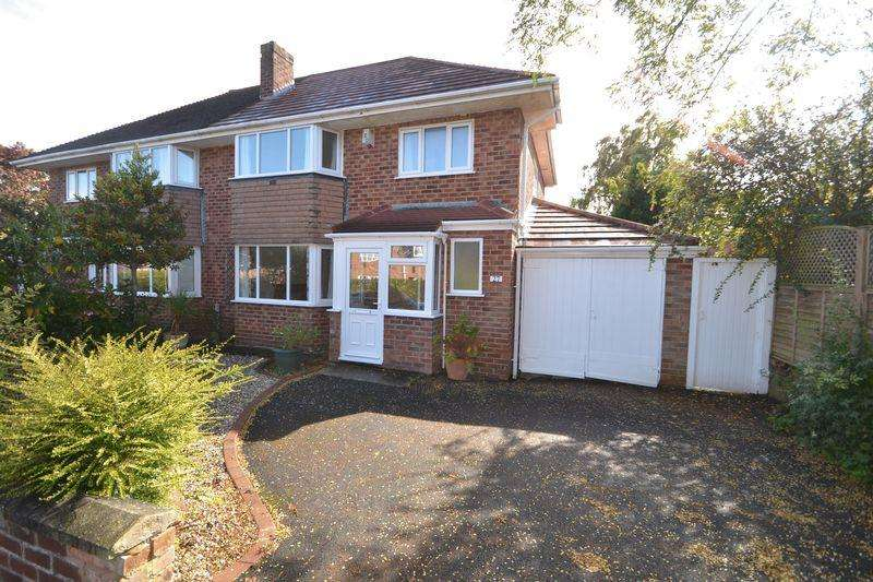 3 Bedrooms Semi Detached House for sale in Wirral Mount, West Kirby