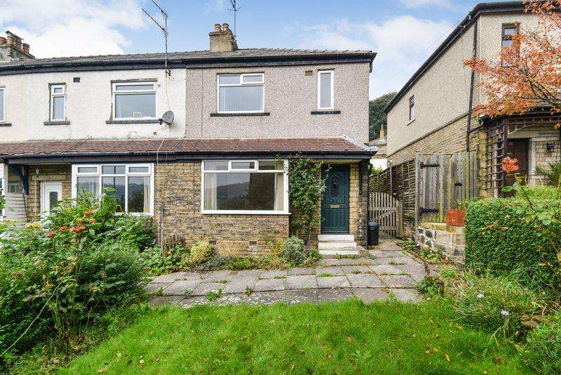 3 Bedrooms End Of Terrace House for sale in Baildon Road, Baildon BD17 6AE