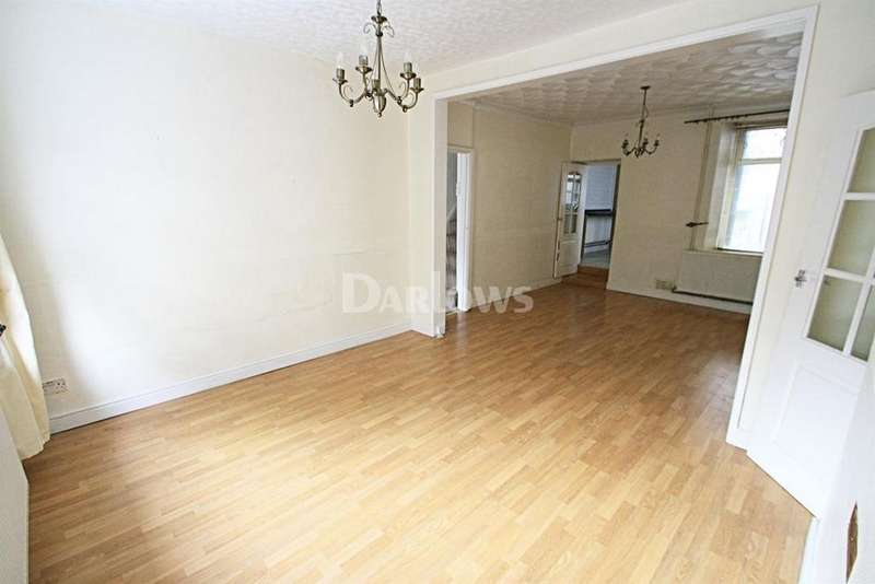 3 Bedrooms Terraced House for sale in Rhyd Terrace, Georgetown, Tredegar, Blaenau Gwent