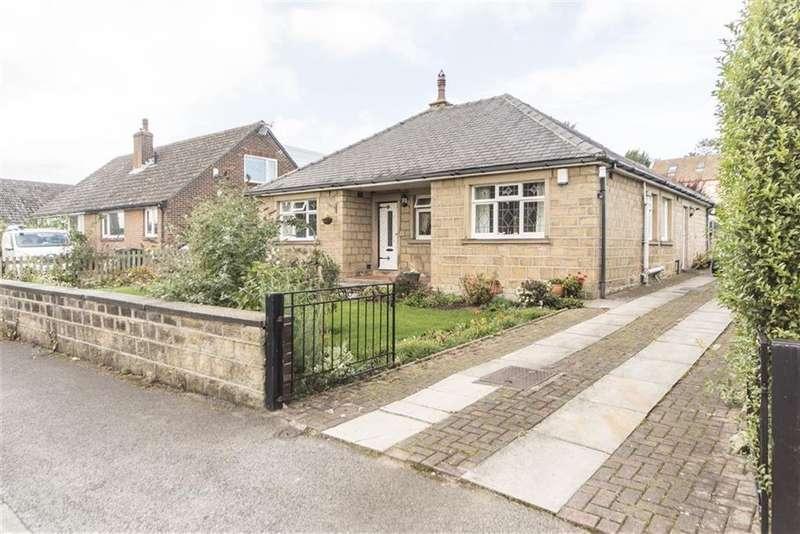 3 Bedrooms Detached Bungalow for sale in New Avenue, Kirkheaton, Huddersfield, HD5