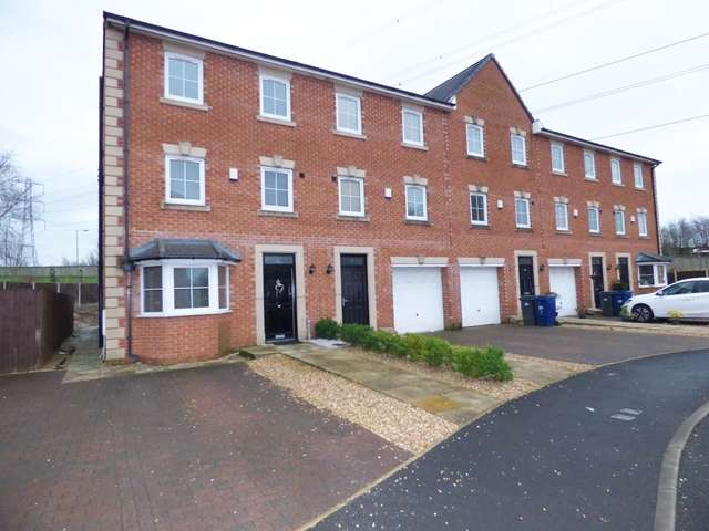 5 Bedrooms End Of Terrace House for rent in The Old Tramway, Tramway Lane, Bamber Bridge, PR5