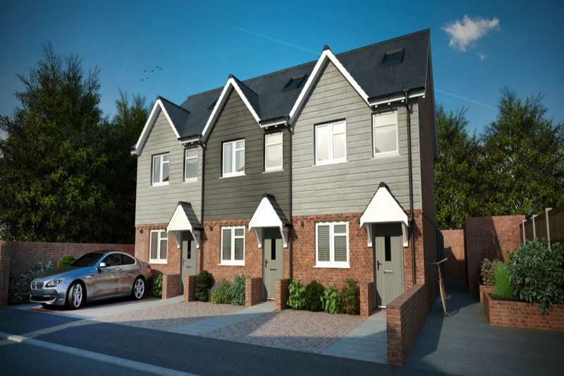 3 Bedrooms Property for sale in Harcourt Road, Southampton, SO18