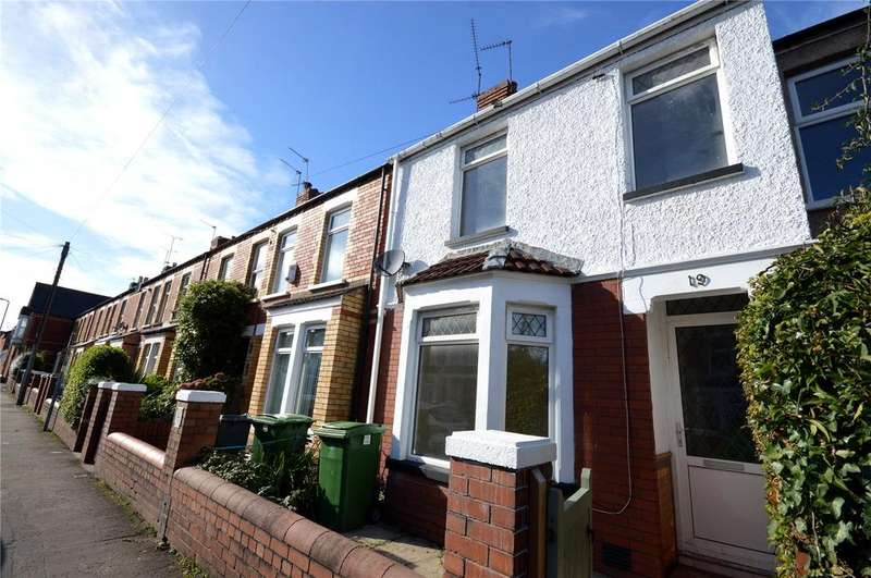 3 Bedrooms Terraced House for sale in Coronation Road, Birchgrove, Cardiff, CF14