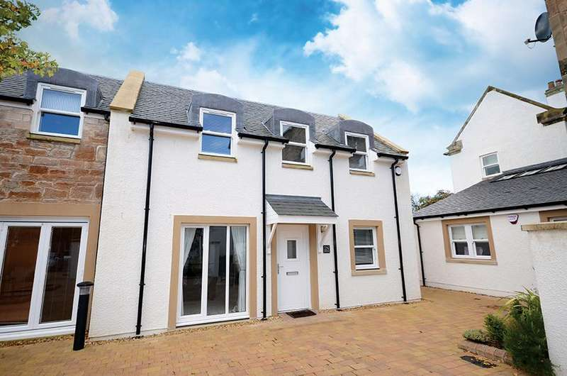 2 Bedrooms Semi-detached Villa House for sale in 2N Victoria Park, Ayr, KA7 2TR