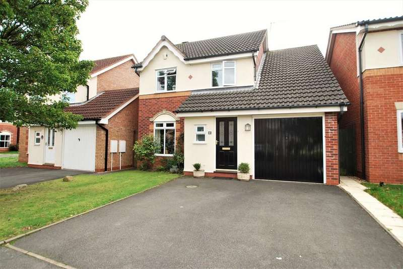 4 Bedrooms Detached House for sale in Bramble Close, Malvern